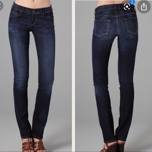 Citizens Of Humanity COH Ava Skinny Straight Jeans